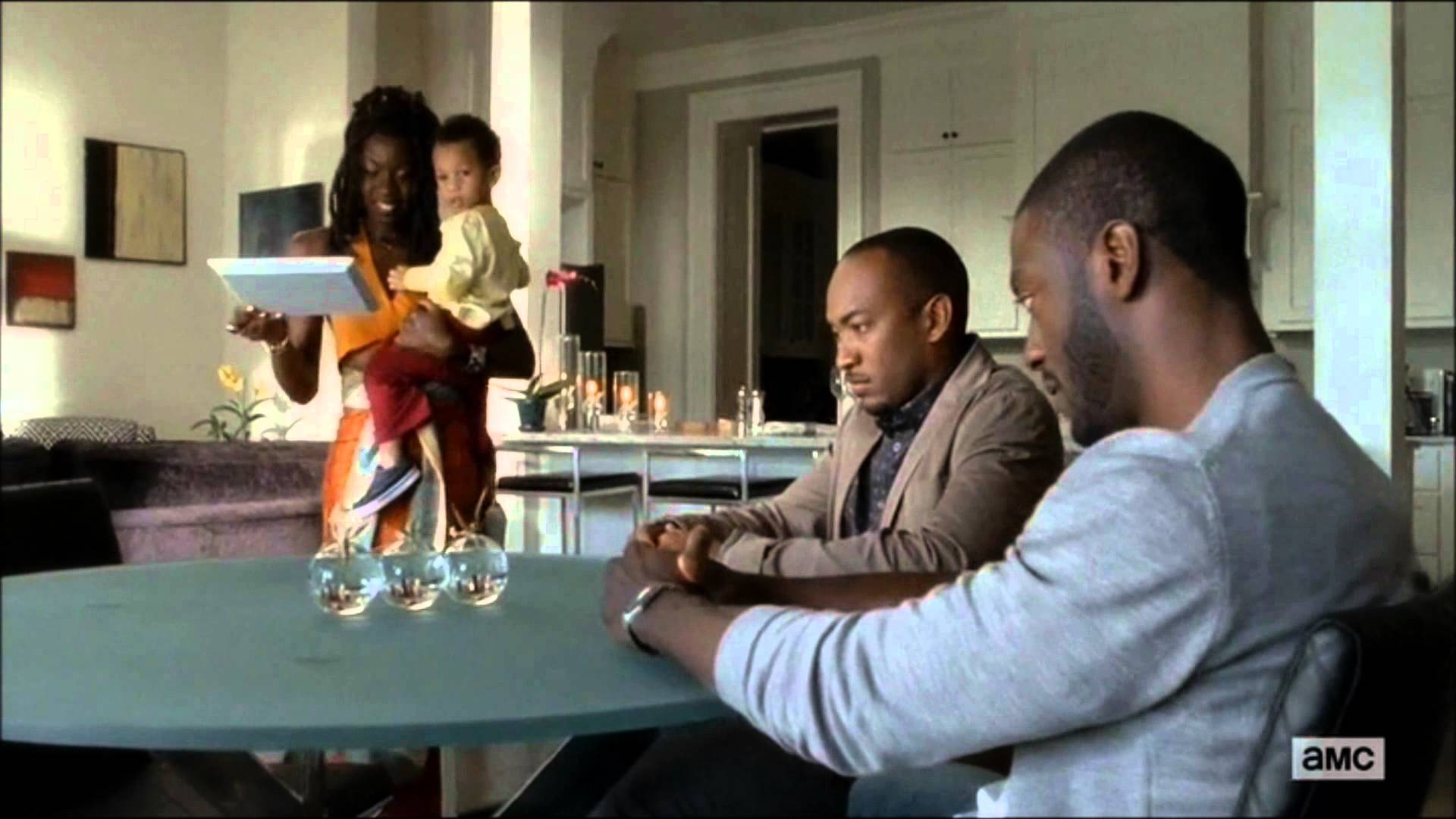 The Walking Dead - Michonne i jej rodzina