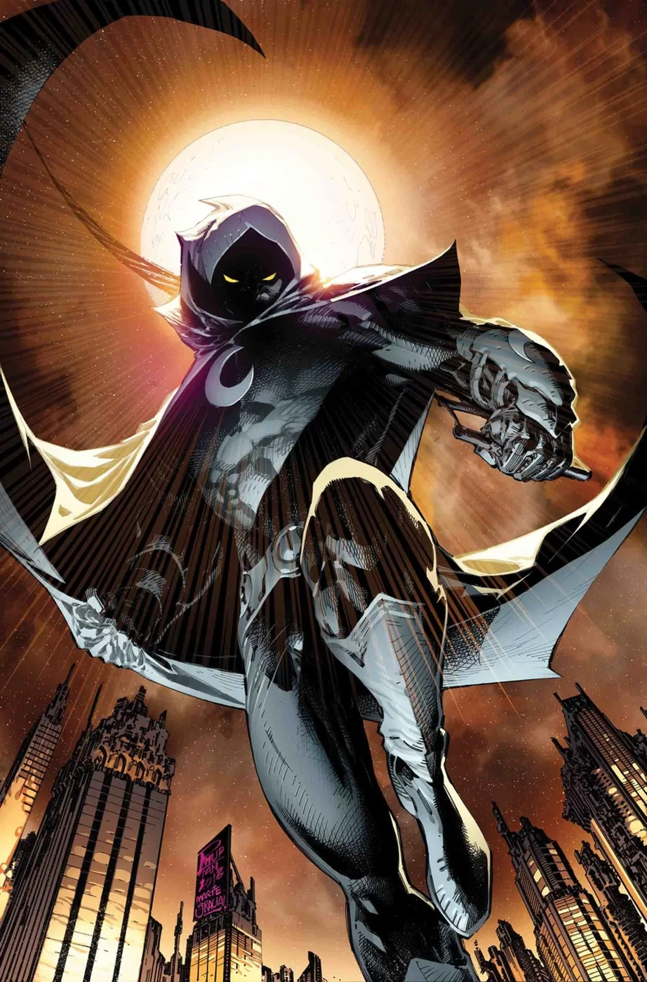 Moon Knight #200