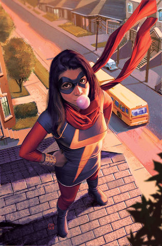 Ms. Marvel vol. 3 #2