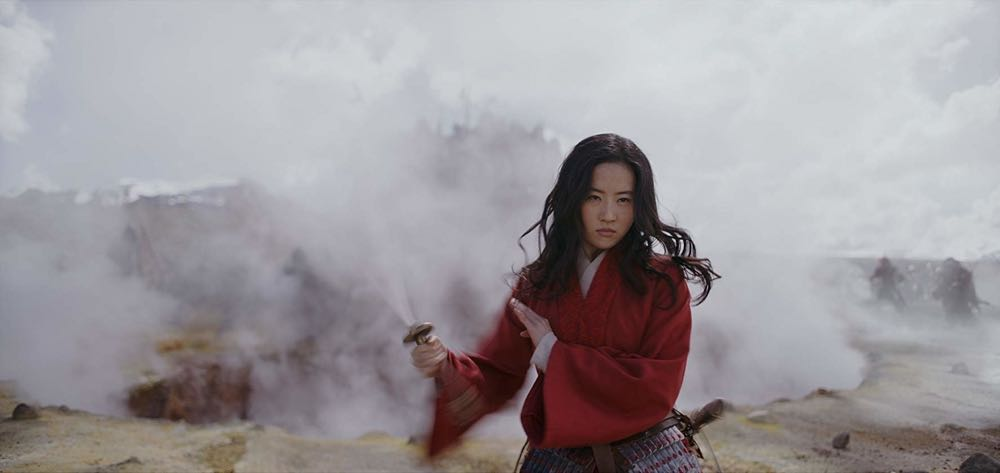 Mulan - bohaterka
