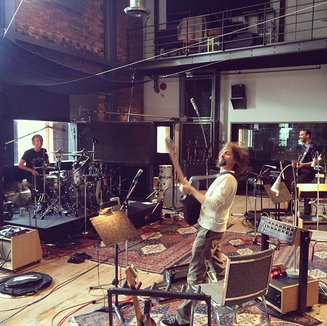 muse-in-studio
