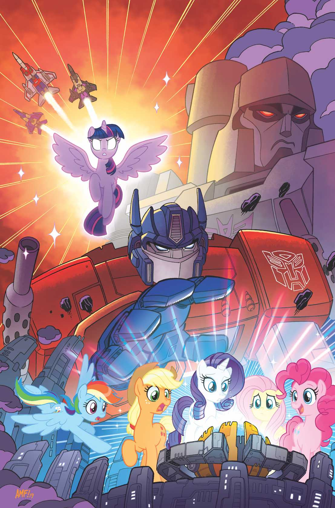 My Little Pony / Transformers