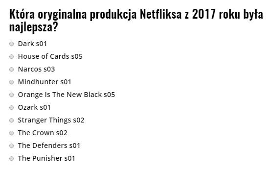 najlepszy serial netflixa 2017 sonda