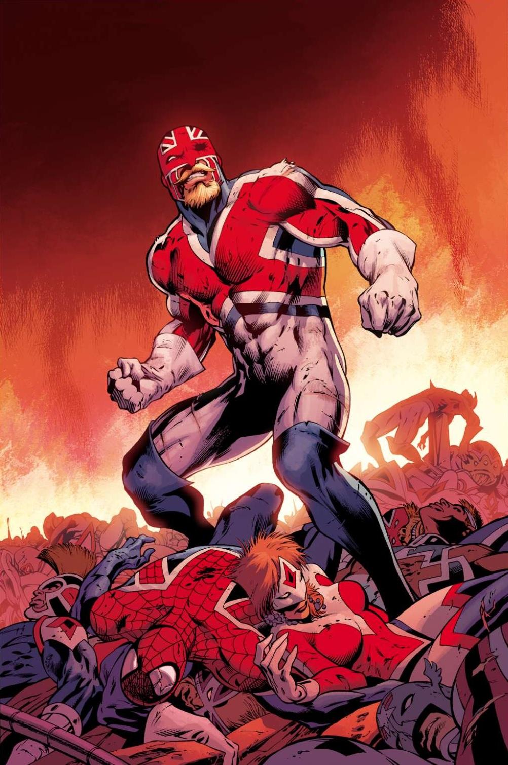 New Avengers vol. 3 #30