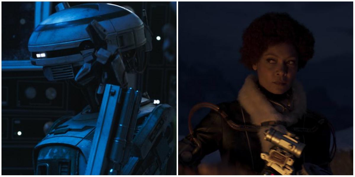 Nowe postacie w Hanie Solo