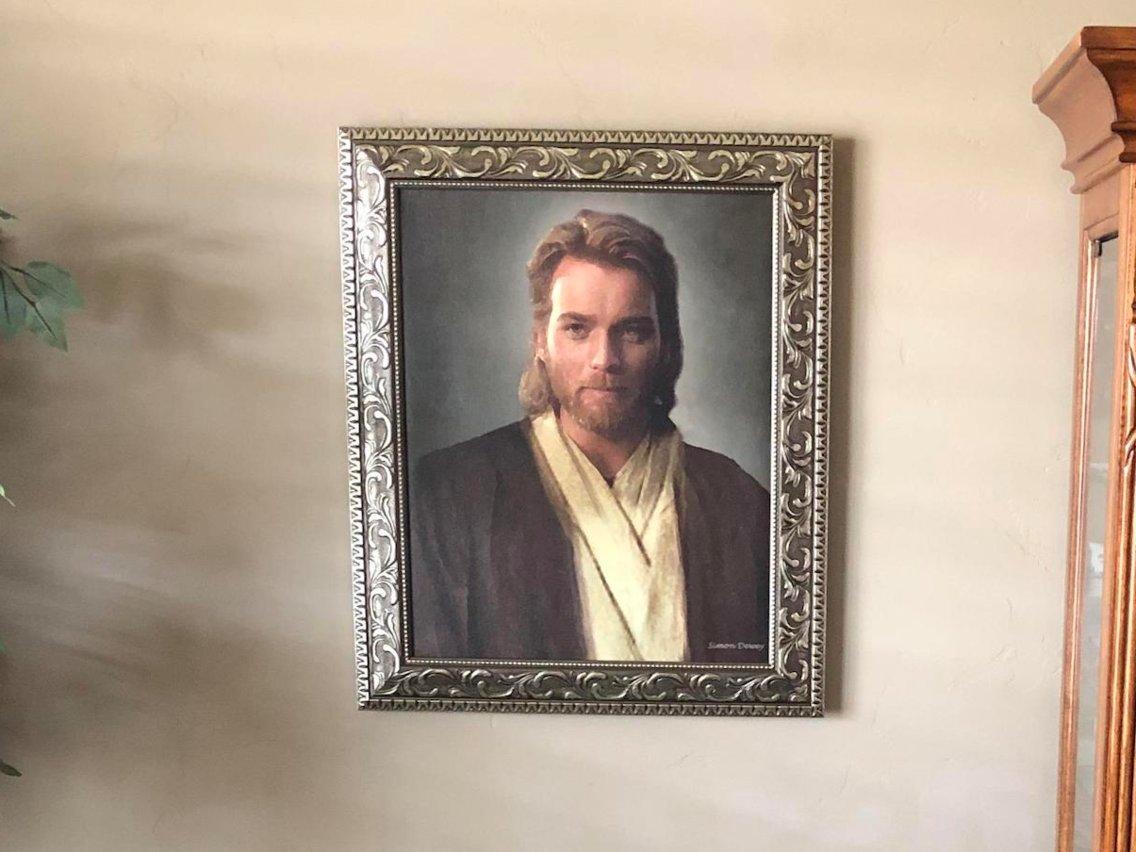 obi wan jezus