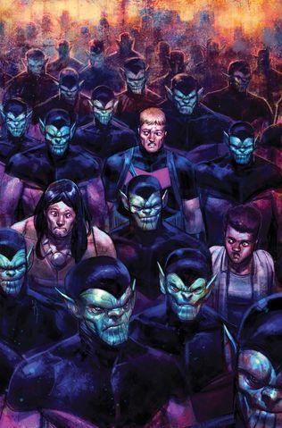 Occupy Avengers vol. 1 #7