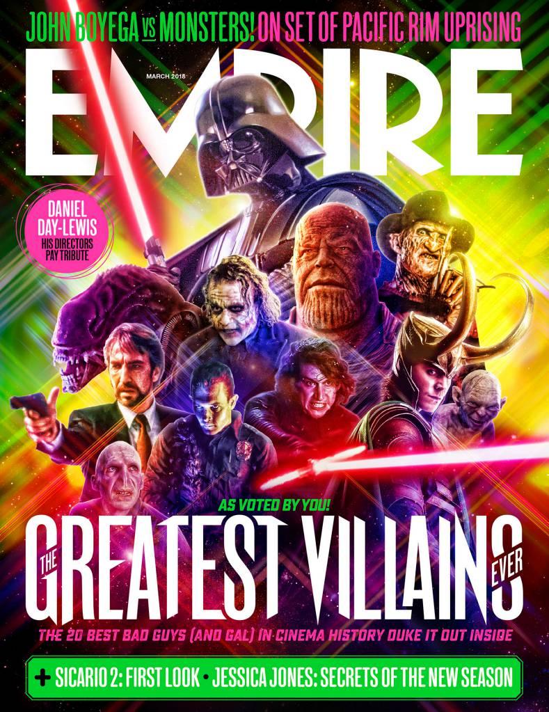 okładka empire