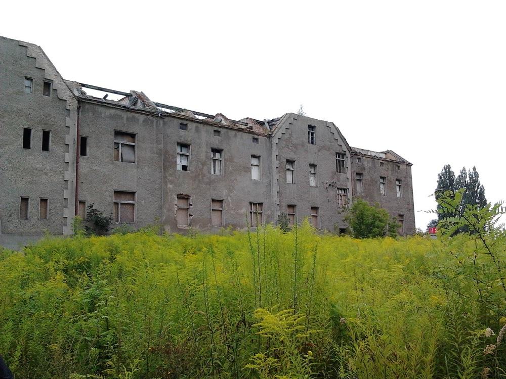 szpital w oleśnie