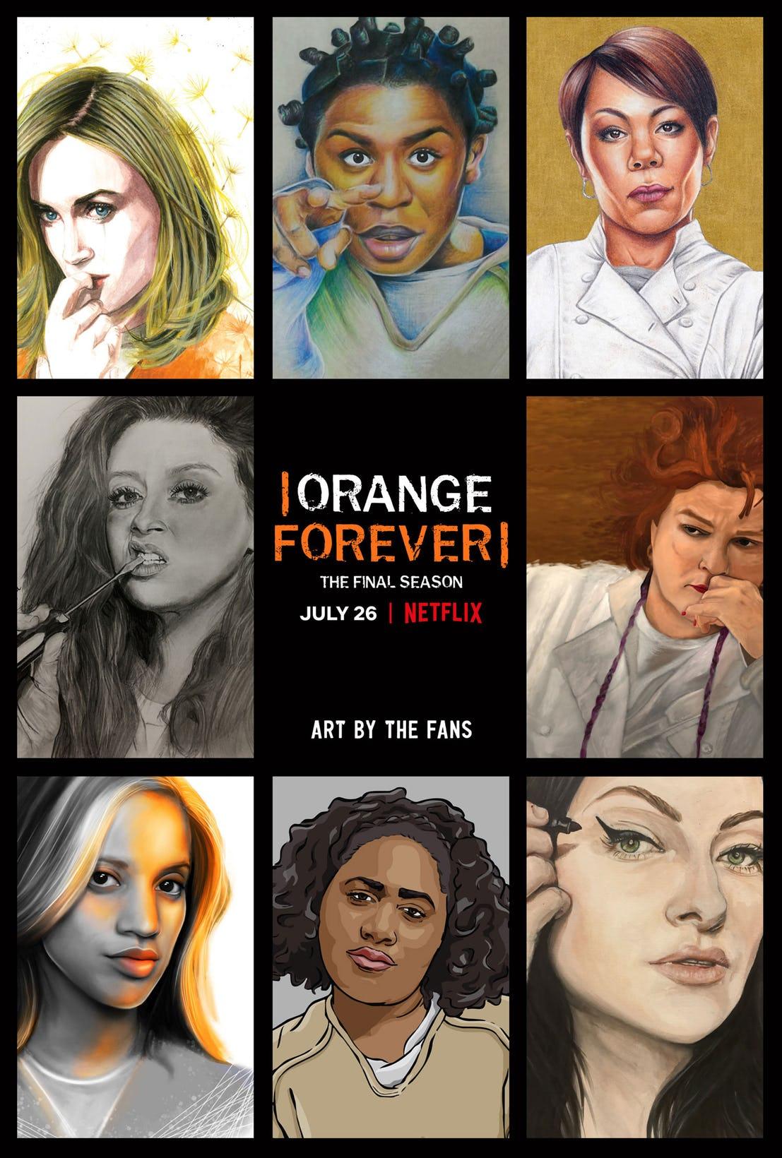 """""""Orange is the New Black"""""""