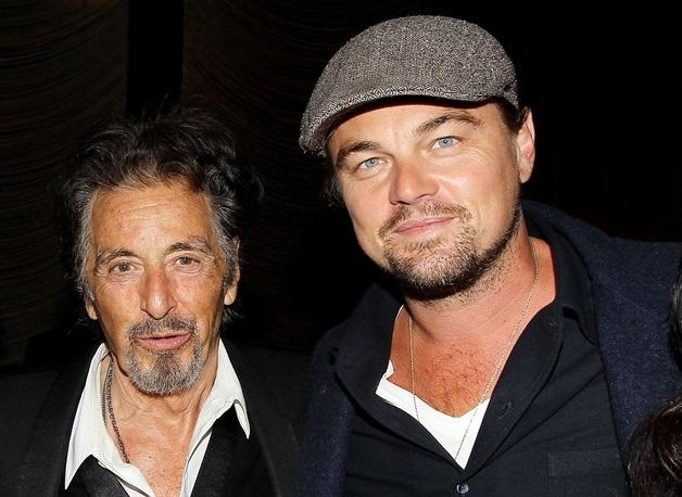 Pacino i DiCaprio
