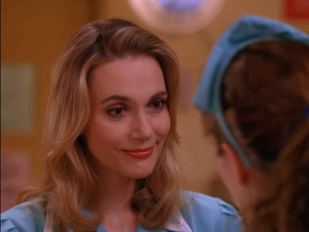 """Peggy Lipton w """"Twin Peaks"""""""