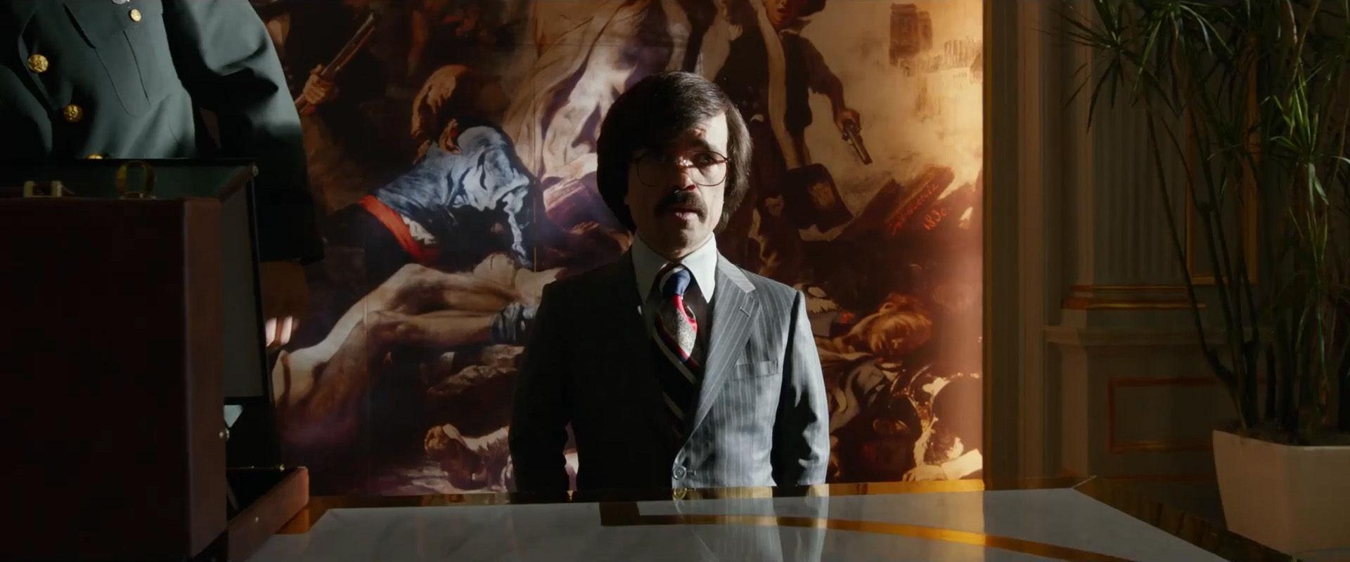 Peter Dinklage jako Bolivar Trask