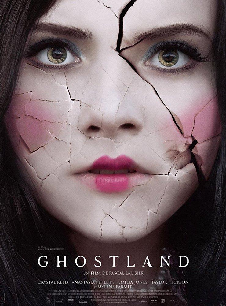 Ghostland - plakat filmu