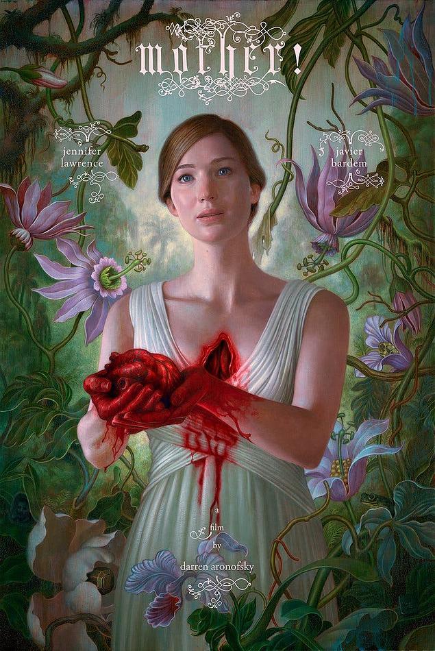 Znalezione obrazy dla zapytania mother film plakat