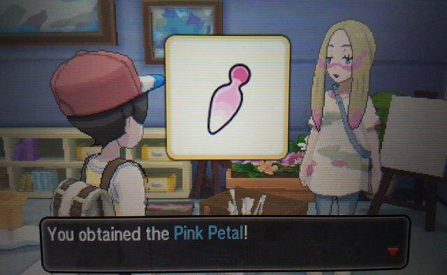 pokemon pink petal