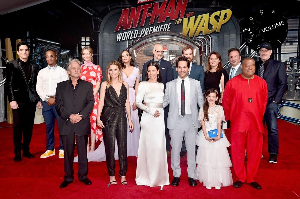 Premiera Ant-Man i Wasp