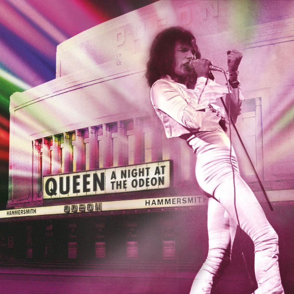 Queen - okładka płyty