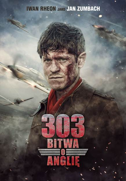 Iwan Rheon 303. Bitwa o Anglię