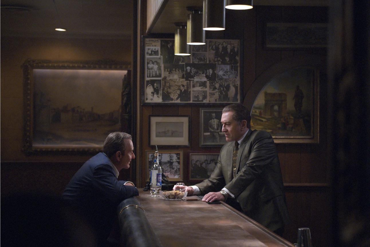 Robert De Niro w filmie Irishman Marina Scorsese dla Netflix