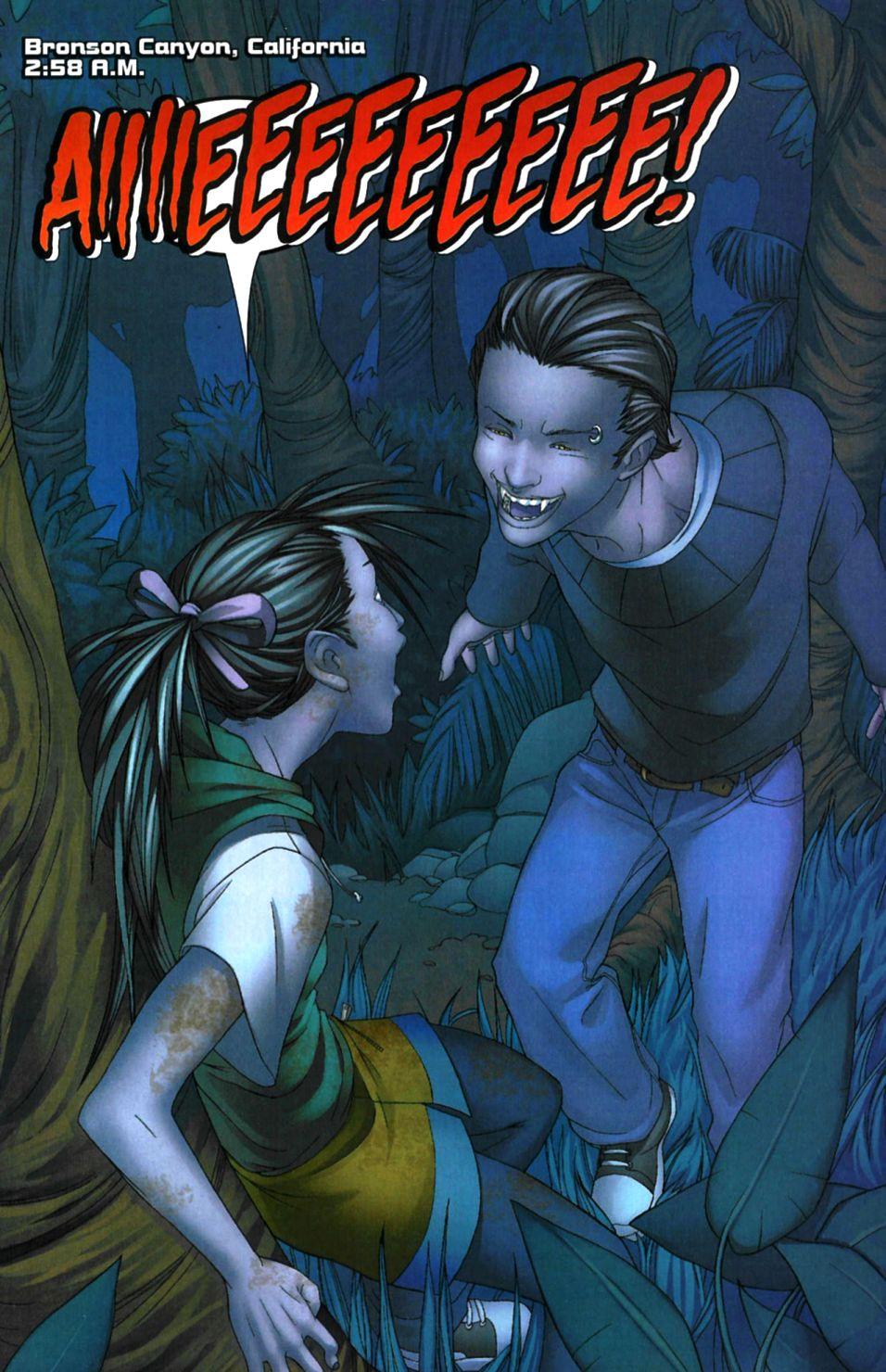 Runaways vol. 1 #10