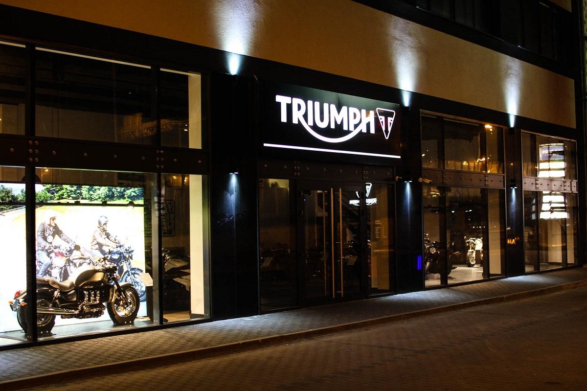 Salon Triumph Warszawa