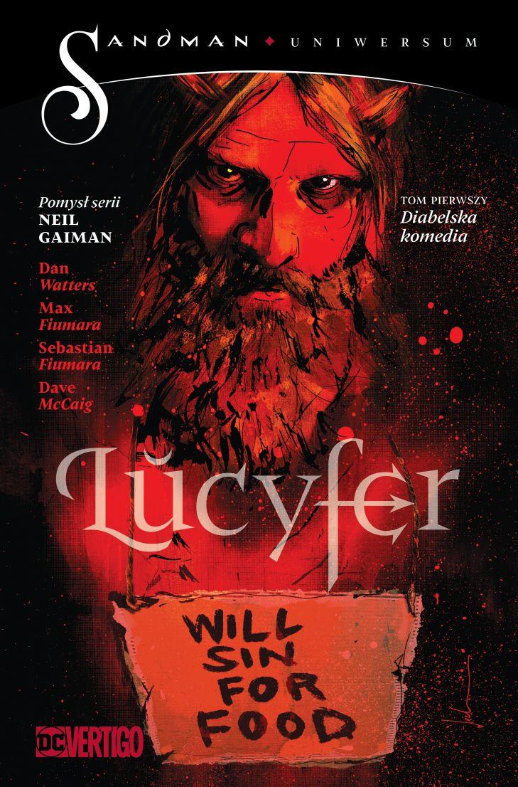 Sandman Uniwersum: Lucyfer tom I