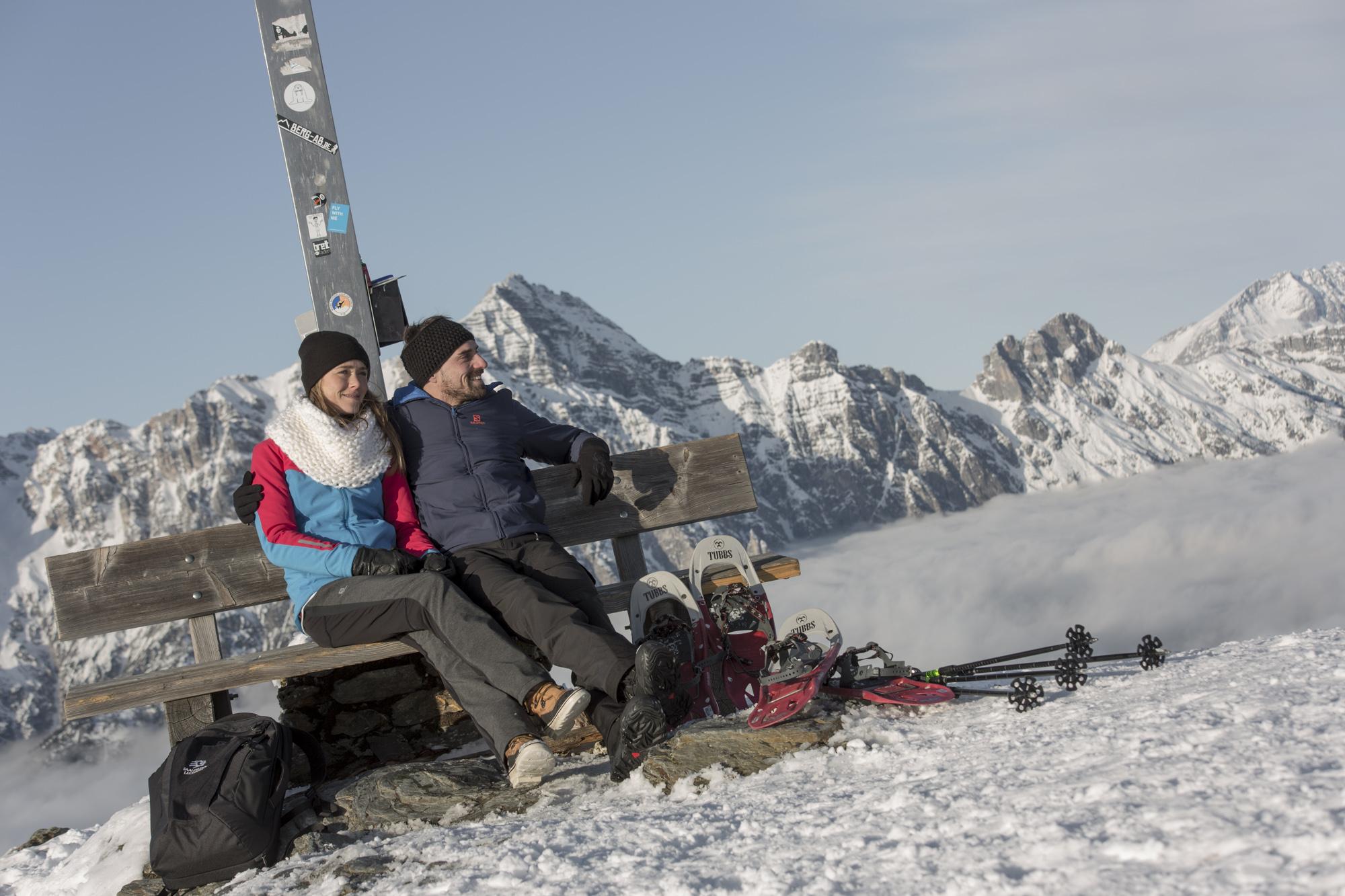 Schneeschuhwandern (c) Artisual (2)
