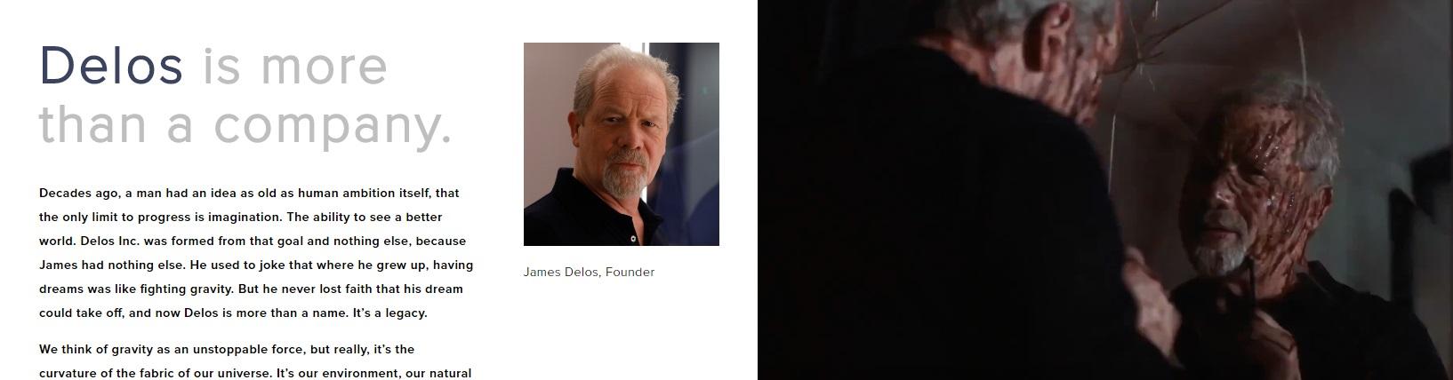 James Delos
