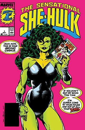 Sensational She-Hulk #1