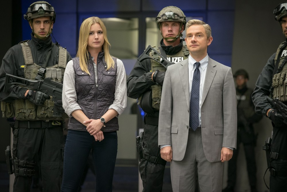 """Sharon Carter w """"Kapitan Ameryka: Civil War"""", foto: Image supplied by Capital Pictures/EAST NEWS"""
