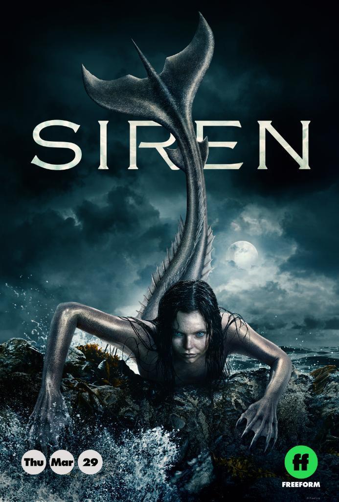 Siren - plakat