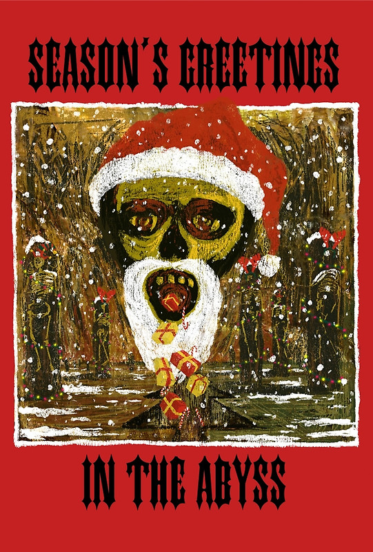 Slayer - Seasons Greetings… In the Abyss