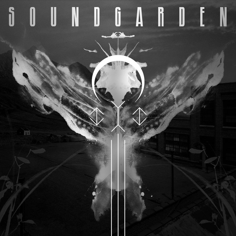 Soundgarden Echo Of Miles - okladka