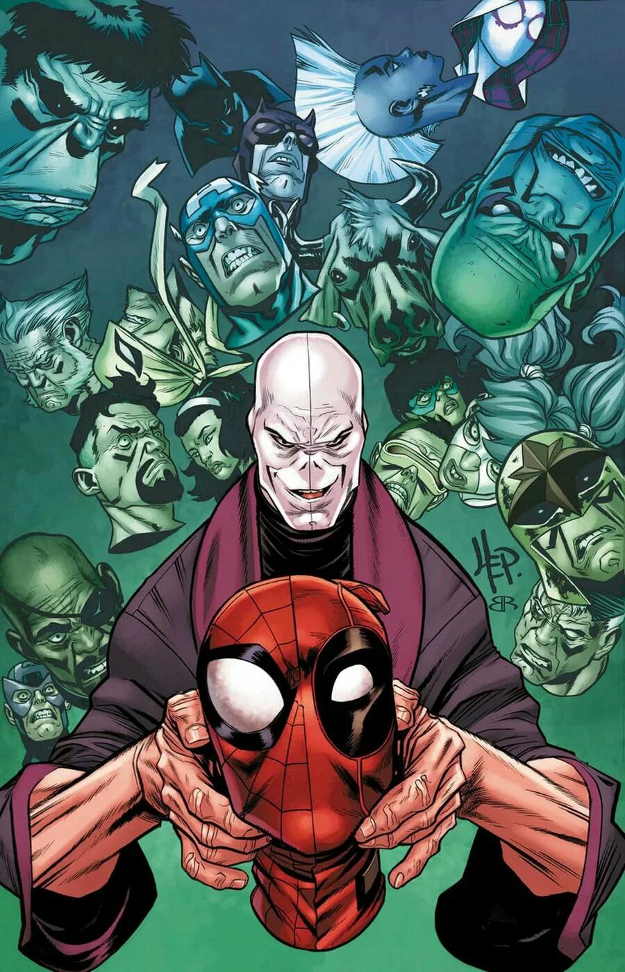 Spider-Man/Deadpool vol. 1 #27