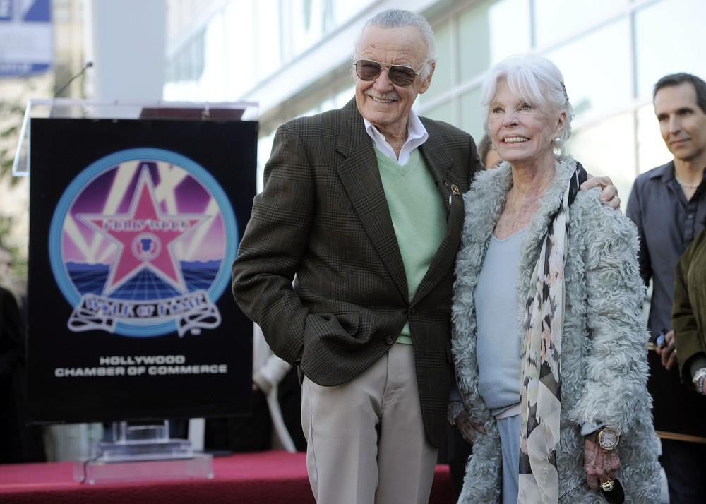Stan i Joan Lee