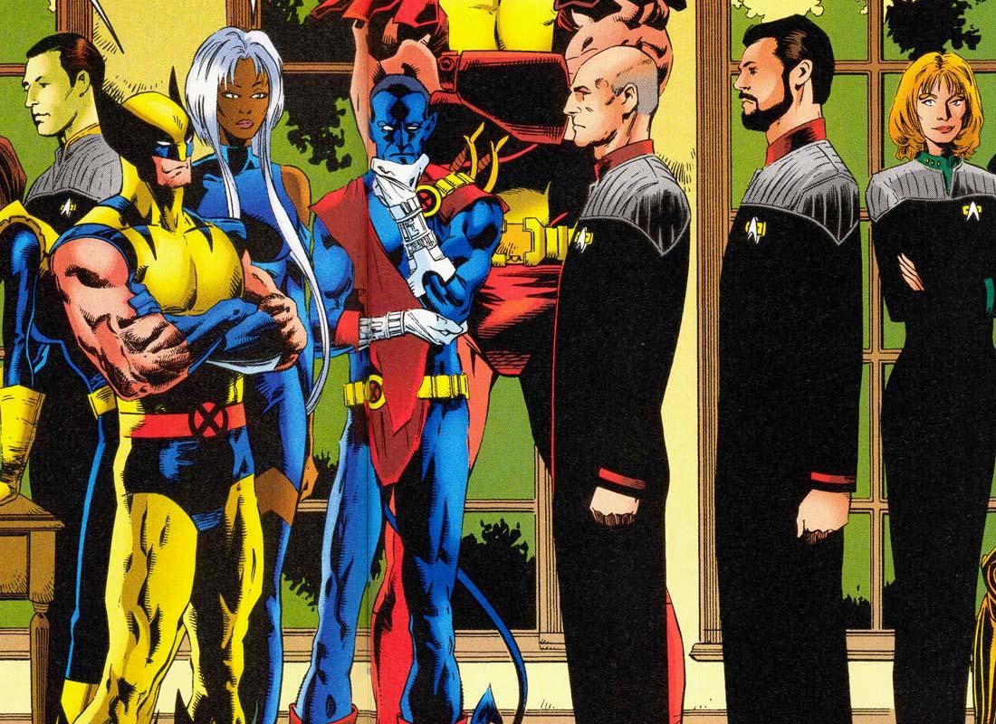 Star Trek/X-Men