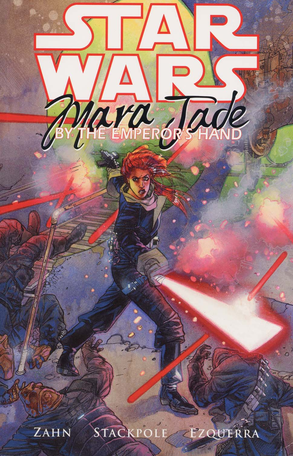 Star Wars: Mara Jade - By The Emperor's Hand