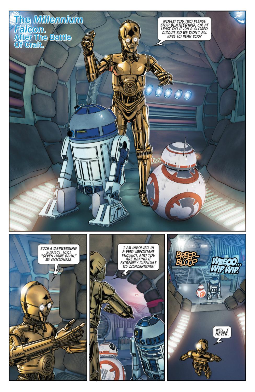 Star Wars: Poe Dameron #28