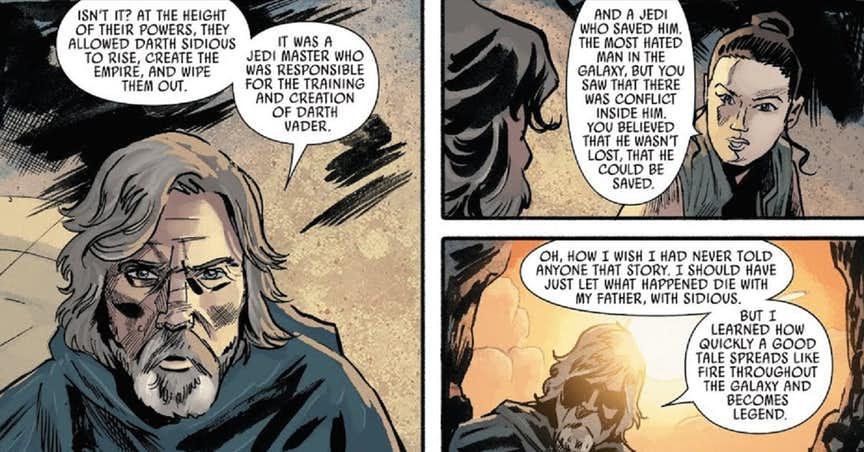 Star Wars: The Last Jedi Adaptation #3