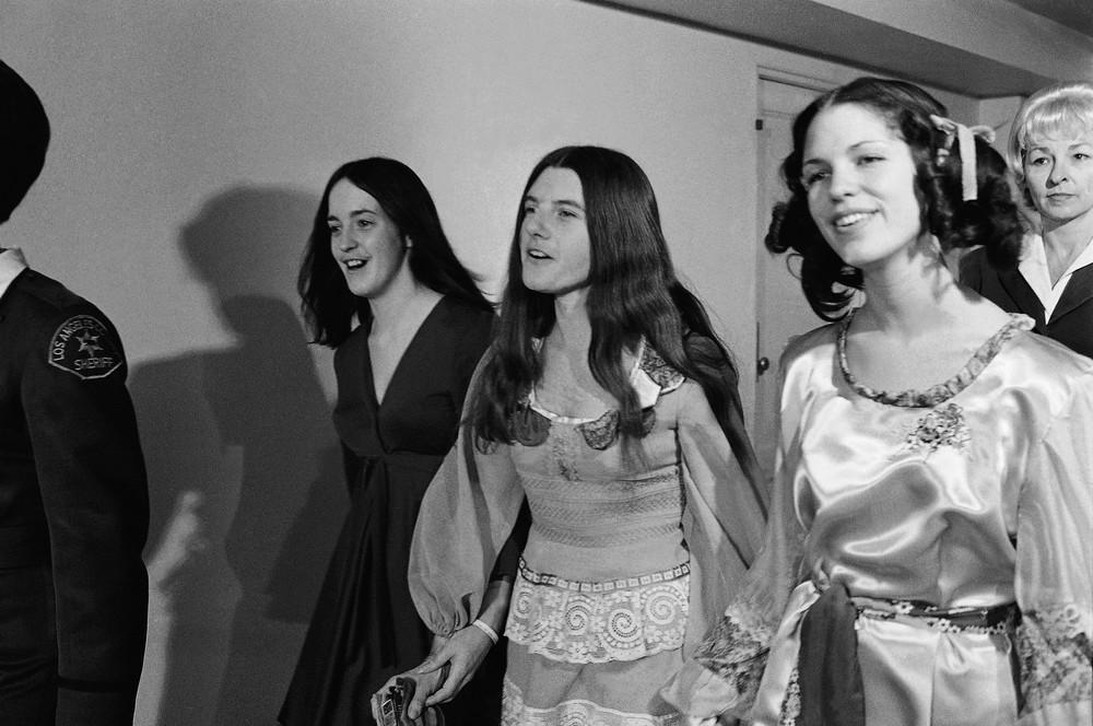 Susan Atkins, Patricia Krenwinkel i Leslie Van Houten