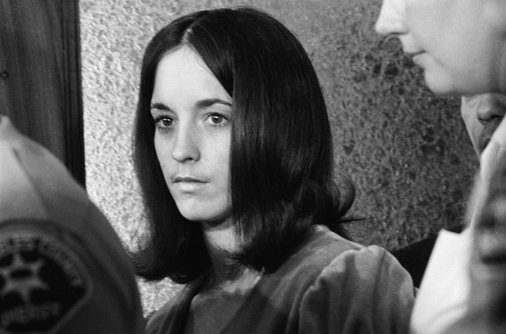 Susan Denise Atkins, morderczyni Sharon Tate, w dniu 6 marca 1970 roku. Foto: ASSOCIATED PRESS/East News