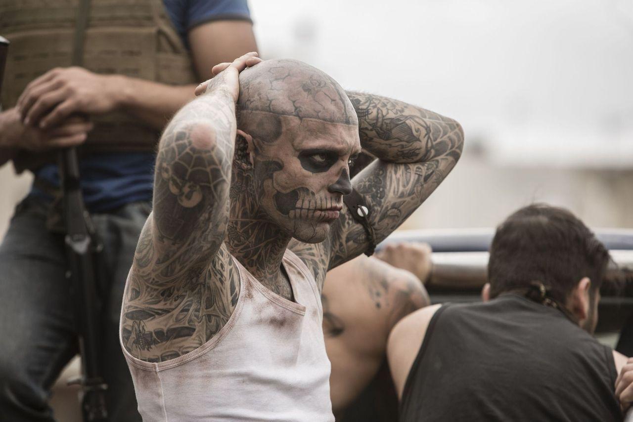 Zombie Boy Silent Witness