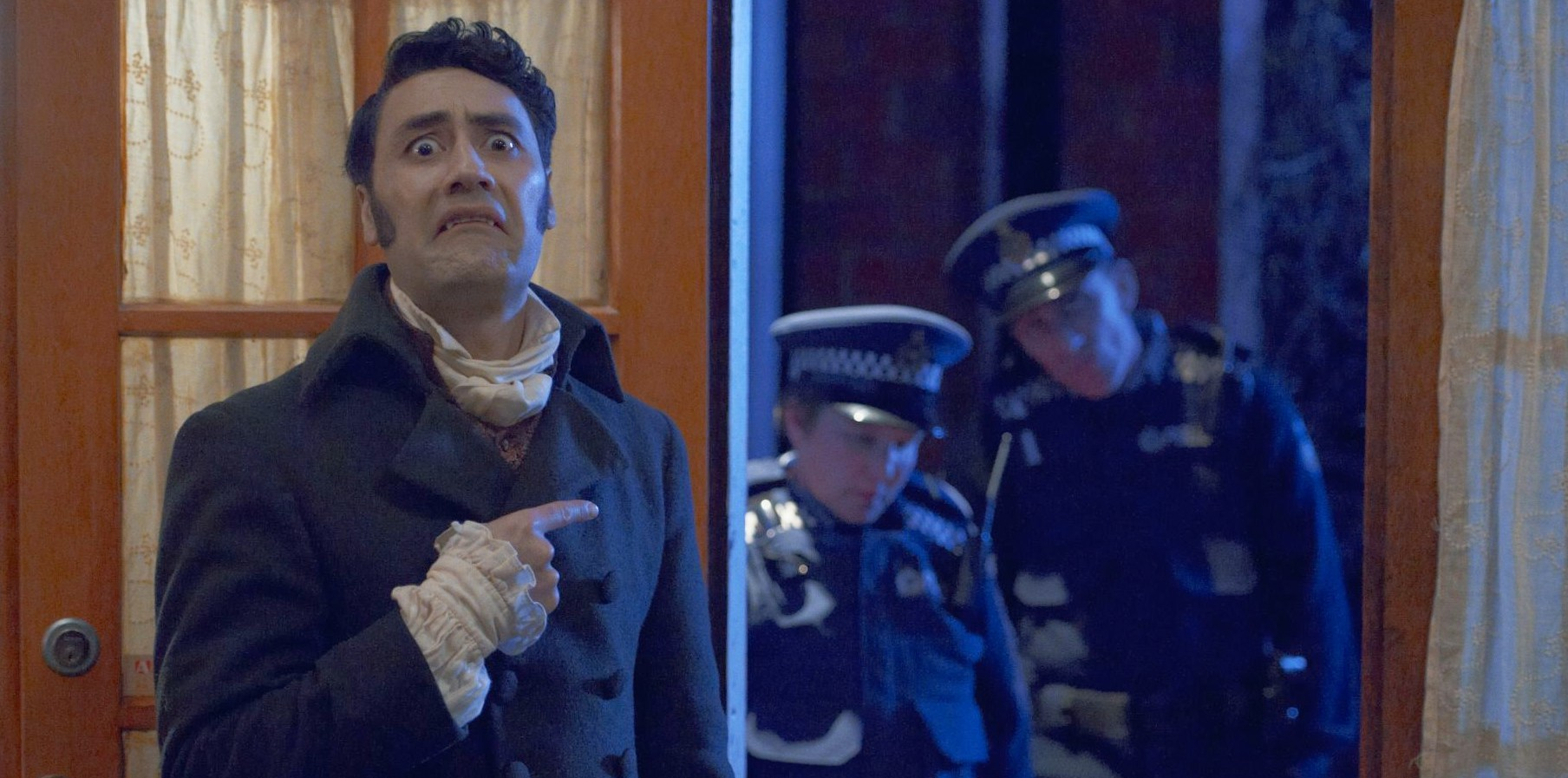 Taika What we do in shadows