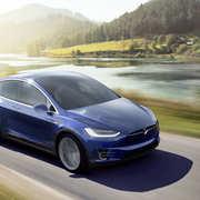 Tesla Model X 1/5