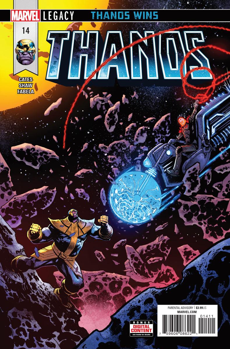 Thanos vol. 2 #14