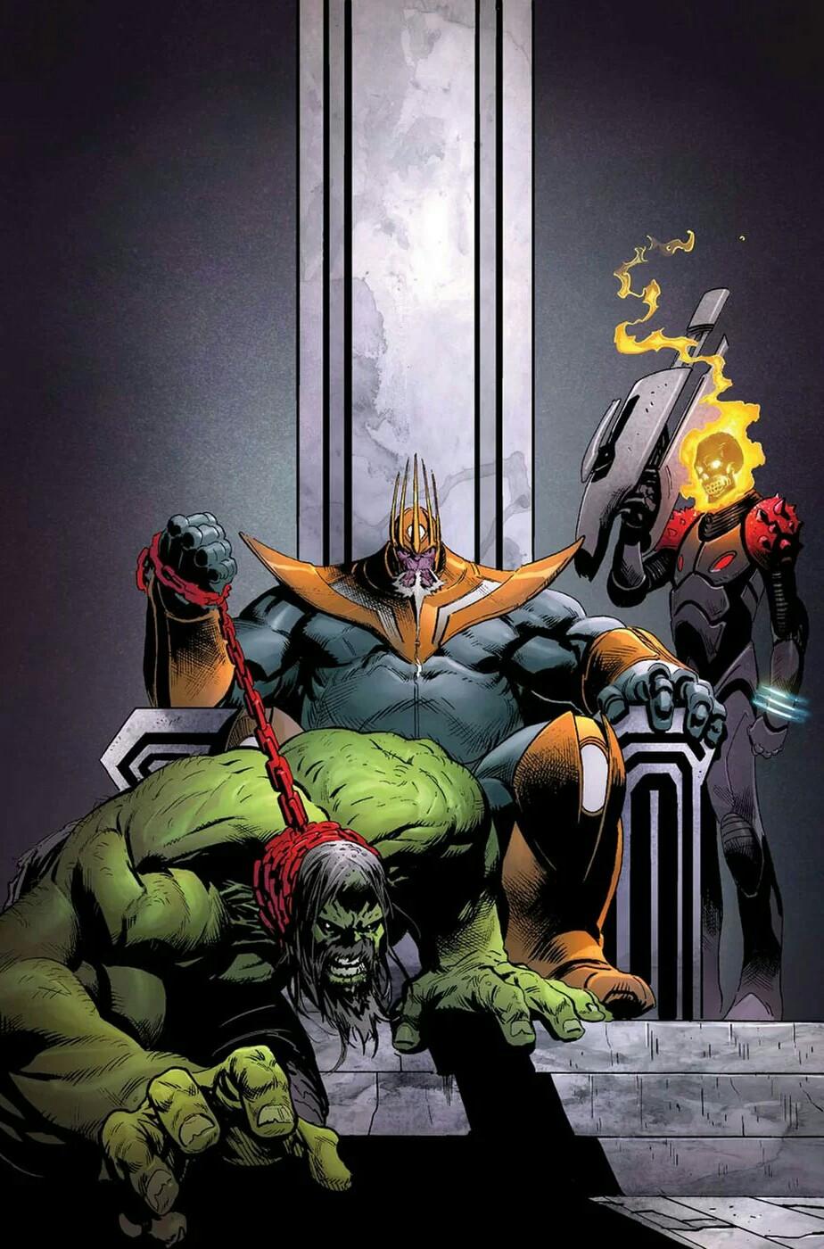 Thanos vol. 2 #15