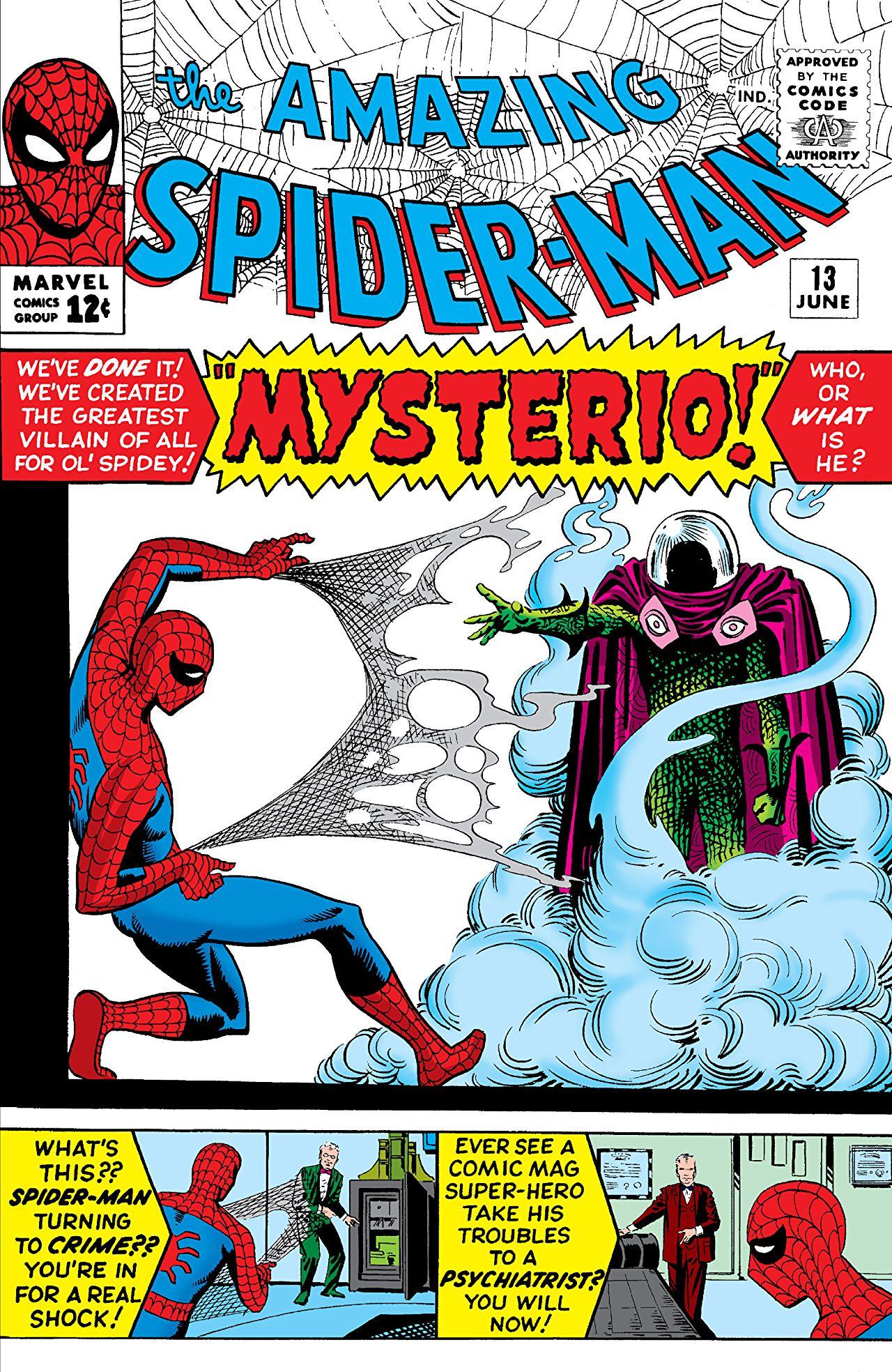 The Amazing Spider-Man #12 (1963)