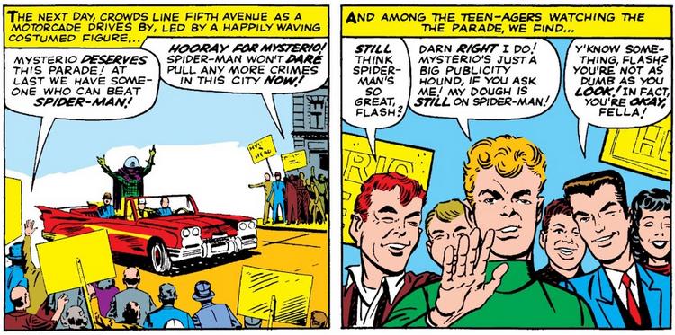 The Amazing Spider-Man #13 (1963)