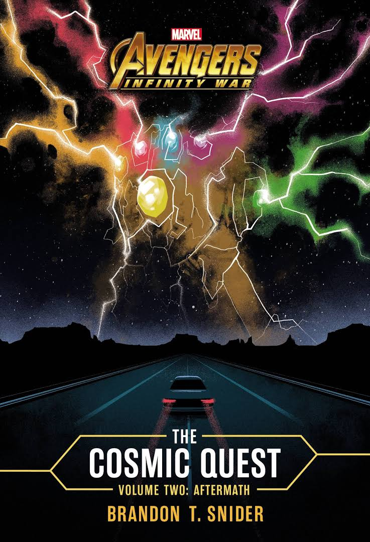 The Cosmic Quest Vol. 2: Aftermath